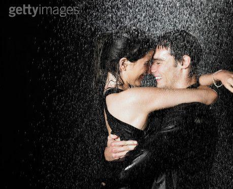 mesmerizing rain