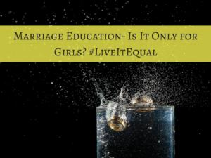 #LiveItEqual