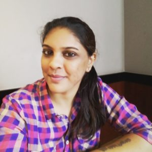 Interview with Romila Chitturi
